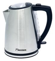 Bestron AF7200 Wasserkocher (Silber)
