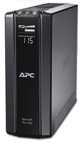 APC BR1200GI Unterbrechungsfreie Stromversorgung UPS (Schwarz)