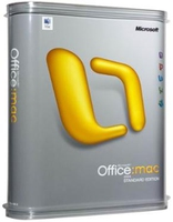 Microsoft Office Mac 2011 Standard, OLP, EDU
