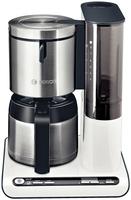 Bosch TKA8651 Kaffeemaschine (Anthrazit, Weiß)