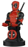 EXG Cable Guys - Deadpool Aktive Halterung Handy/Smartphone, Fernbedienung Schwarz, Braun, Rot (Schwarz, Braun, Rot)