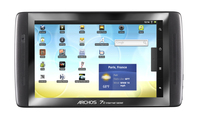 Archos 70 Internet Tablet (Schwarz)