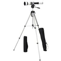 Walimex 15118 Kamera Kit (Grau, Weiß)