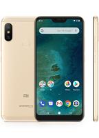 Xiaomi Mi A2 Lite 5.84Zoll Dual SIM 4G 4GB 64GB 4000mAh Gold (Gold)