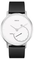 Nokia Steel Wristband activity tracker Kabellos Edelstahl, Weiß (Edelstahl, Weiß)