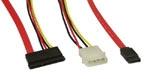 InLine 29695 SATA Kabel (Rot)