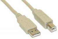 InLine 34555H USB Kabel (Beige)