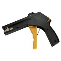 InLine 59968B Crimp-Zange/Cutter/Abisolierwerkzeug (Schwarz)