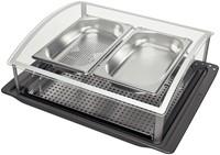 Siemens HZ24D300 Küchen- & Haushaltswaren-Zubehör (Edelstahl)