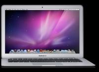 Apple MacBook Air MC504D/A Notebook (Silber)