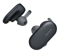 Sony WF-SP900 Schwarz Im Ohr im Ohr Kopfhörer (Schwarz)