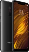 Xiaomi Pocophone F1 6.18Zoll Hybride Dual-SIM 4G 6GB 64GB 4000mAh Schwarz (Schwarz)