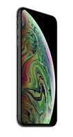 Apple iPhone XS Max 6.5Zoll Dual SIM 4G 64GB Grau (Grau)