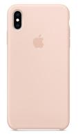 Apple MTFD2ZM/A 6.5Zoll Hauthülle Pink, Sand Handy-Schutzhülle (Pink, Sand)