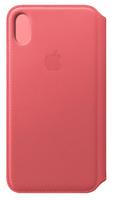 Apple MRX62ZM/A Handy-Schutzhülle 16,5 cm (6.5 Zoll) Folio Pink (Pink)