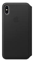 Apple MRX22ZM/A 6.5Zoll Blatt Schwarz Handy-Schutzhülle (Schwarz)