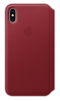 Apple MRX32ZM/A 6.5Zoll Blatt Rot Handy-Schutzhülle (Rot)