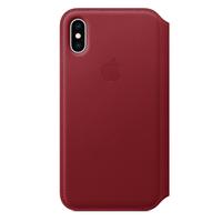 Apple MRWX2ZM/A 5.8Zoll Blatt Rot Handy-Schutzhülle (Rot)