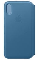 Apple MRX02ZM/A Handy-Schutzhülle 14,7 cm (5.8 Zoll) Folio Blau (Blau)