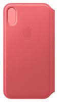 Apple MRX12ZM/A Handy-Schutzhülle 14,7 cm (5.8 Zoll) Folio Pink (Pink)