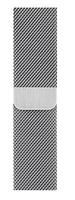 Apple MTU62ZM/A Smartwatch-Zubehör Band Silber Edelstahl (Silber)