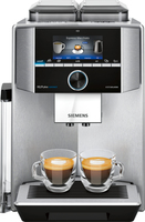Siemens TI957FX1DE Kaffeemaschine Vollautomatisch Kombi-Kaffeemaschine 2,3 l (Schwarz, Silber)