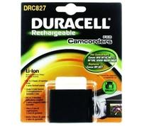 Duracell Camcorder Battery 7.4v 2700mAh 20.0Wh Lithium-Ion (Li-Ion) 2700mAh 7.4V Wiederaufladbare Batterie (Schwarz)