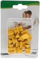 InLine 59942I Montage-Kit (Gelb)