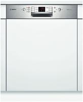 Bosch SMI53M75EU Spülmaschine (Edelstahl)
