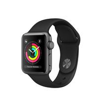 Apple Watch Series 3 38 mm OLED Grau GPS