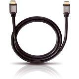 OEHLBACH 92450 HDMI-Kabel (Schwarz)