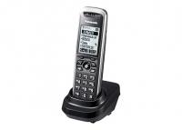 Panasonic KX-TPA50B01 LCD Wireless handset Schwarz IP-Telefon (Schwarz)