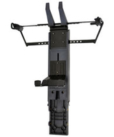 Ergotron NF Cart Vertical Laptop Kit (Schwarz)