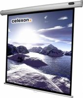Celexon 1090029 Projektoren Leinwand (Schwarz, Weiß)