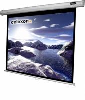 Celexon 1090037 Projektoren Leinwand (Schwarz, Weiß)