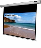 Celexon 1090080 Projektoren Leinwand (Schwarz, Weiß)