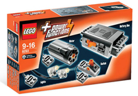 Lego Power Functions Motor Set (Mehrfarbig)