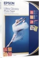 Epson Ultra Glossy Photo Paper, 100 x 150 mm, 300 g/m², 20 Blatt