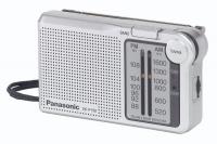 Panasonic RF-P150EG-S Radio (Silber)