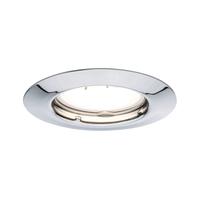 Paulmann 936.57 Lichtspot Einbaustrahler Chrom GU10 LED 4,5 W A+ (Chrom)