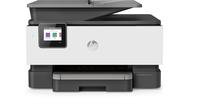 HP OfficeJet Pro 9010 Thermal Inkjet A4 4800 x 1200 DPI 22 Seiten pro Minute WLAN (Grau, Weiß)