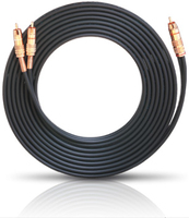 OEHLBACH 20571 Audio-Kabel (Schwarz)