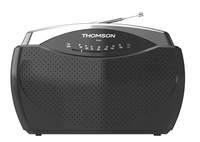 Thomson Radio RT222 (Schwarz)