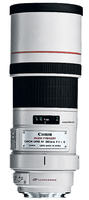 Canon EF 300mm f/4L IS USM (Weiß)