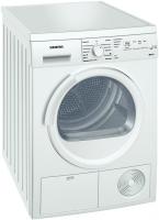 Siemens WT46E305 Wäschetrockner (Weiß)