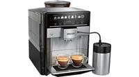 Siemens EQ.6 plus s700 Vollautomatisch Espressomaschine 1,7 l (Schwarz, Edelstahl)