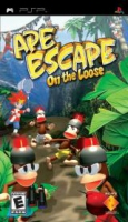Sony Ape Escape: On the Loose