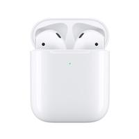 Apple AirPods (2nd generation) MRXJ2ZM/A Kopfhörer & Headset im Ohr Bluetooth Weiß (Weiß)