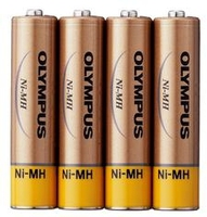 Olympus BR-401 Long life Ni-MH batteries
