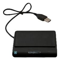 Reiner SCT cyberJack RFID basis USB 2.0 Schwarz Smart-Card-Lesegerät (Schwarz)